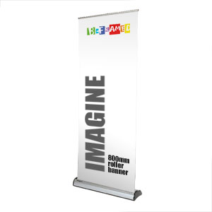 Imagine Cassette Roller Banner 800mm