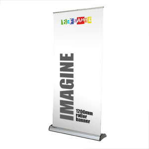 Imagine Cassette Roller Banner 1000mm